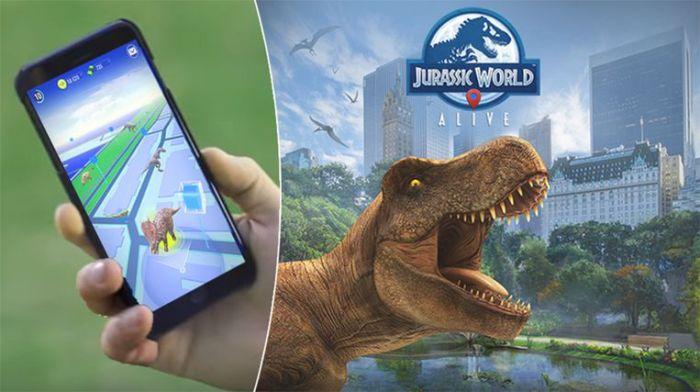 Da pré-história para os celulares: Vem aí Jurassic World Alive, um Pokémon Go com dinossauros!