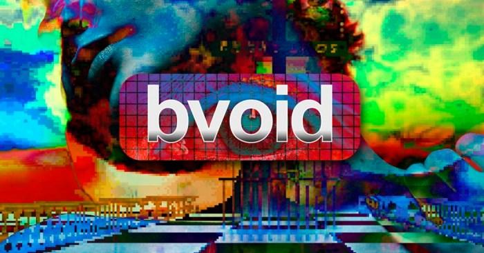 Conheça Bvoid, um indie game que quer ressuscitar o insano LSD Dream Emulator