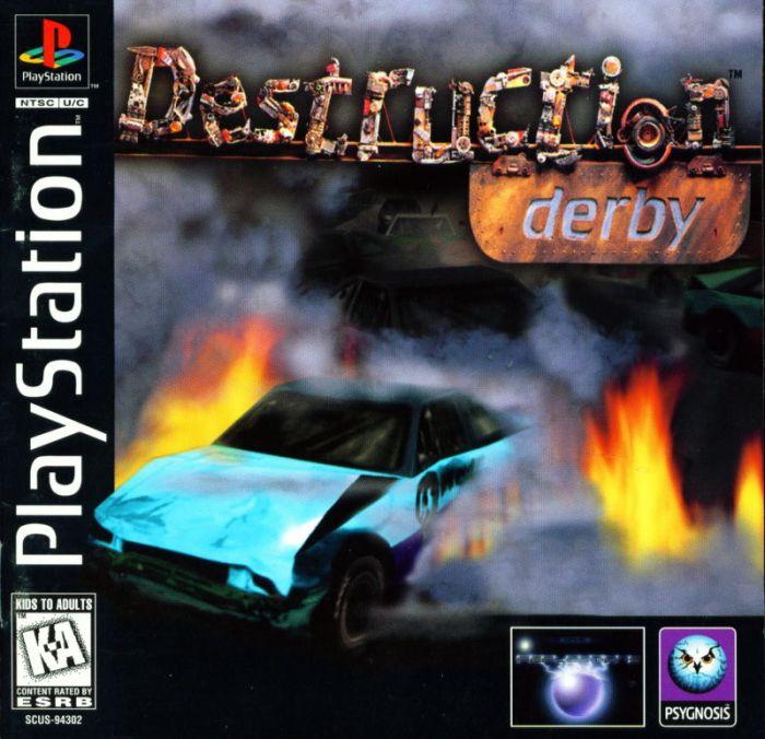 RetroArkade - Brincando de destruir carros em Destruction Derby