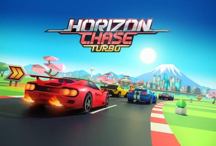 Horizon Chase Turbo já tem dia de lançamento no PS4, e vai custar apenas R$49,90