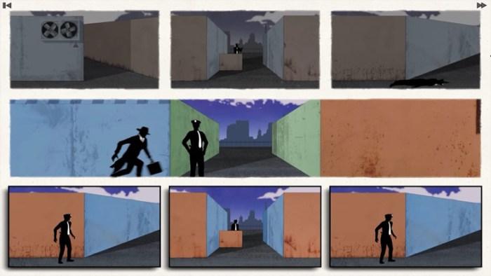 Análise Arkade: Escape da polícia ao som de jazz em Framed Collection