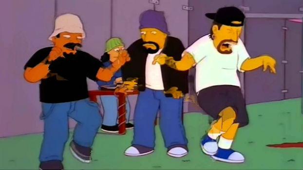 Arkade Séries - Todos os artistas e bandas que participaram de Os Simpsons