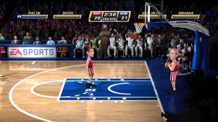 De jogadores de basquete a guerreiros, confira os Presidentes dos EUA nos videogames