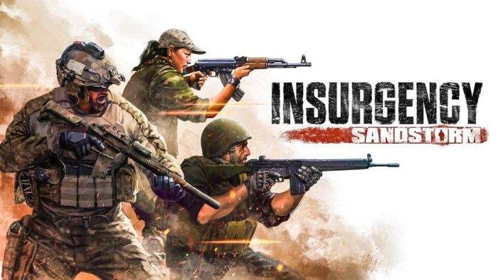 E3 2018 - Insurgency: Sandstorm é tiroteio multiplayer nos moldes de Counter-Strike