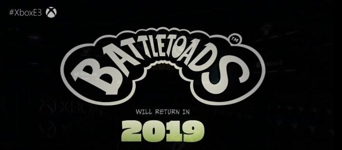 E3 2018 - Clássico da geração 8-bit, Microsoft anuncia um novo Battletoads