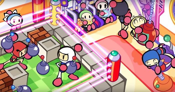 Konami anuncia que Super Bomberman R estará disponível amanhã, 13 de junho