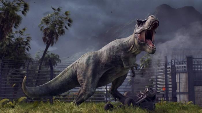 Análise Arkade: Gerencie seu próprio Parque dos Dinossauros em Jurassic World Evolution