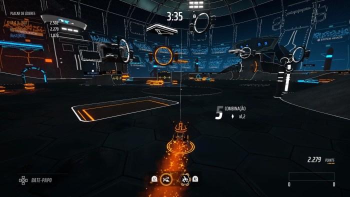 Análise Arkade: Kabounce é uma viciante mistura de Rocket League com pinball