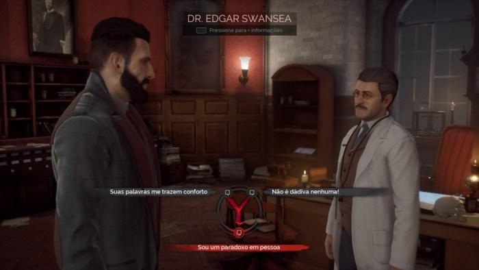 Análise Arkade: decida se vai ser o médico ou o monstro em Vampyr