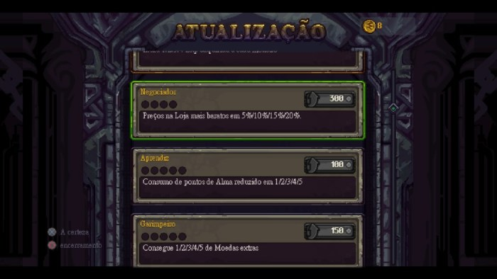 Análise Arkade: Runestone Keeper, um roguelike simples e cativante!