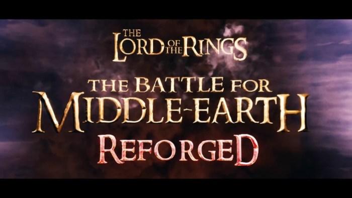 The Battle for Middle-Earth está sendo recriado por fãs na Unreal Engine 4