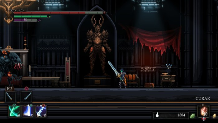 Análise Arkade: Torne-se um servo da Morte e destrua os imortais em Death's Gambit