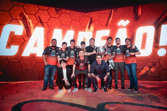Com o título do CBLoL, KaBuM garante vaga no Mundial de League of Legends