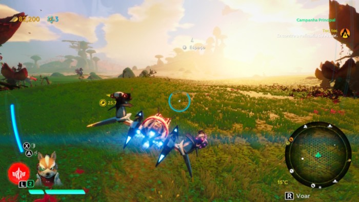 Análise Arkade: Starlink Battle for Atlas é uma incrível aventura espacial (feat. Star Fox)