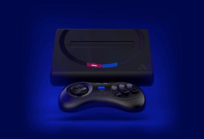 """Analogue apresenta o seu Mega SG, e """"traz de volta"""" a guerra SEGA x Nintendo"""