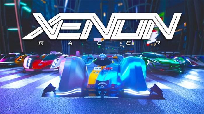 Xenon Racer revive os bons dias dos games de corrida arcade dos anos 90
