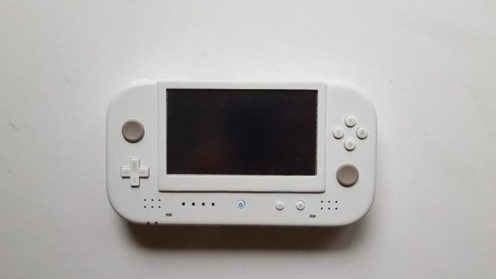 Este Wii portátil feito em casa conta com muitas soluções inteligentes