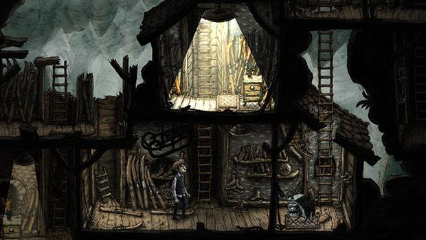 Creaks é o novo adventure dos produtores do cult Machinarium, confira o trailer
