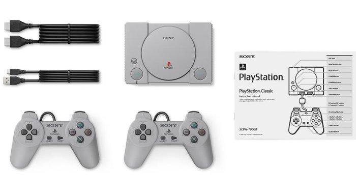 Playstation Classic: Confira novas informações e um vídeo de unboxing do mini-console
