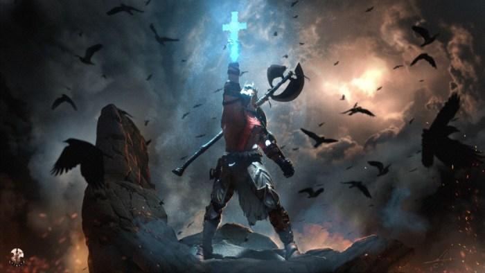 Dante's Redemption: Assista agora o belo curta criado por um animador da Bioware