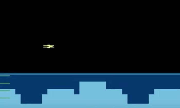 RetroArkade: Atlantis e Cosmic Ark, a primeira sequência dos videogames
