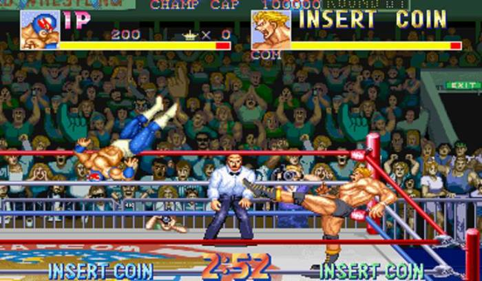Saturday Night Slam Masters, a luta livre da Capcom Saturday-Night-Slam-Masters