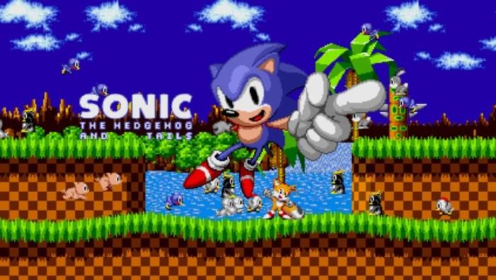A SEGA voltou? Mas ela nunca foi, para ter voltando!!  Sonic