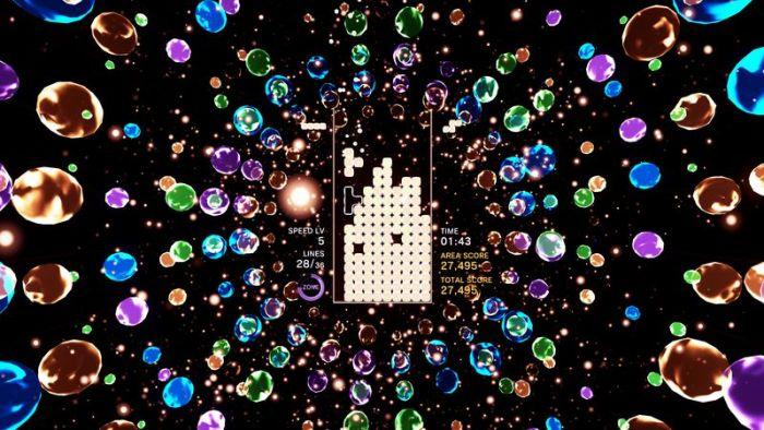 Análise Arkade: Tetris Effect, uma experiência sensorial que reinventa um clássico