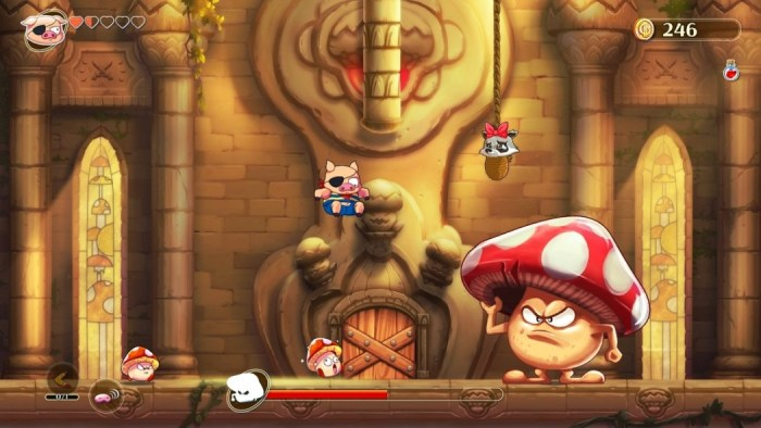 Análise Arkade: Monster Boy and the Cursed Kingdom, um excelente sucessor espiritual de Wonder Boy