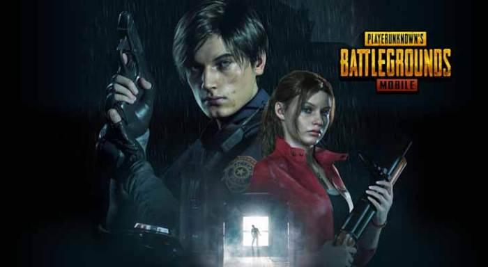 PUBG Mobile terá evento crossover com Resident Evil 2 Remake!