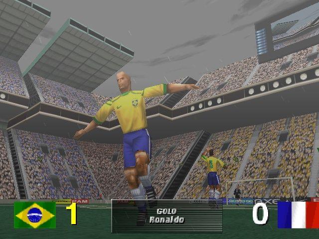 Ação Games de maio de 2001 trouxe um especial completo sobre Winning Eleven 5