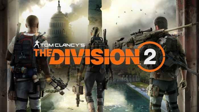 The Division 2 será vendido exclusivamente na loja da Epic nos PCs