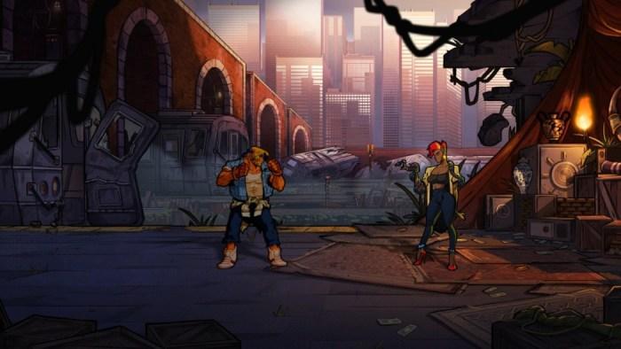 Streets of Rage 4 ganha novas imagens e um pouquinho de gameplay