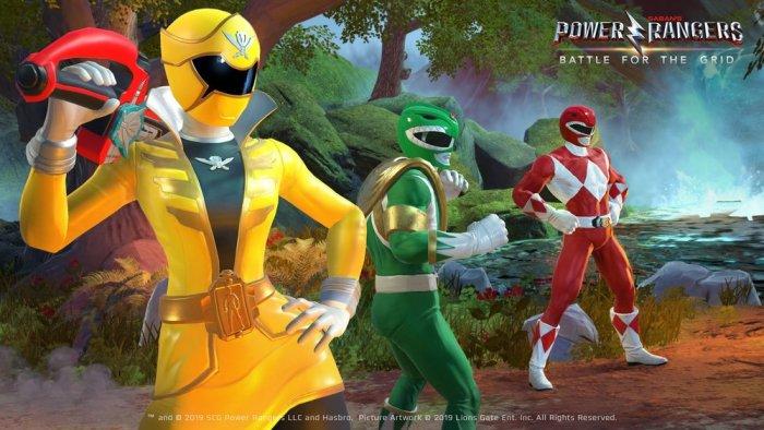 Power Ranger: Battle for the Grid ganha novos trailers de gameplay