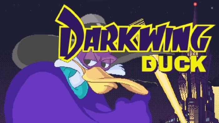 """Produtora de Sonic Mania lança demo de um """"novo jogo"""" do Darkwing Duck!"""