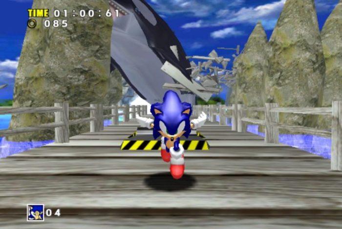 O chefe da Sonic Team está interessado em um remake de Sonic Adventure