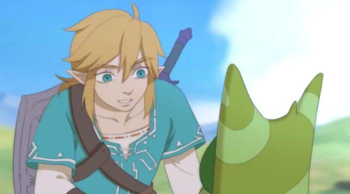 The Legend of Zelda: Breath of the Wild ganha incrível animação feita por fãs