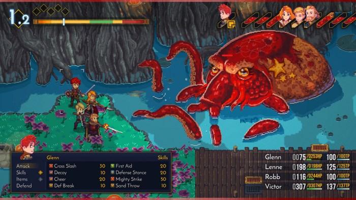 Chained Echoes: conheça um promissor RPG que revisita a vibe dos clássicos dos 16-bits