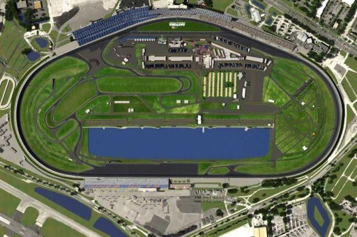 RetroArkade: as diferenças entre o circuito real de Daytona Beach e o de Daytona USA
