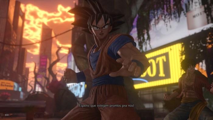 Análise Arkade - Jump Force: potencial desperdiçado, fan service e (muitos) loadings