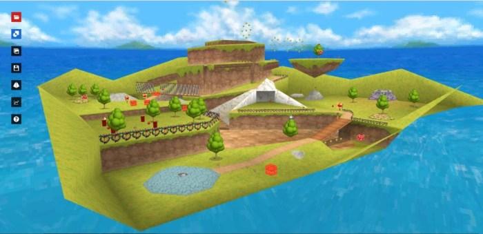 Explore os mapas de Dark Souls, Zelda e outras séries livremente em seu navegador!