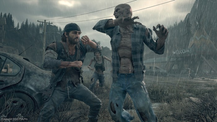 Days Gone: Novo trailer apresenta os diferentes tipos de zumbis do game