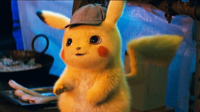 Detective Pikachu: filme ganha novo trailer (incrível) e pôster, confira!