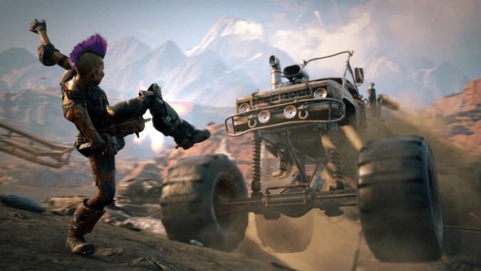 Rage 2 ganha novo vídeo com quase 10 minutos de gameplay