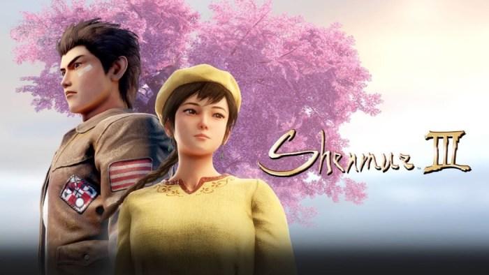 Shenmue 3 ganha novo trailer mostrando um pouquinho de gameplay