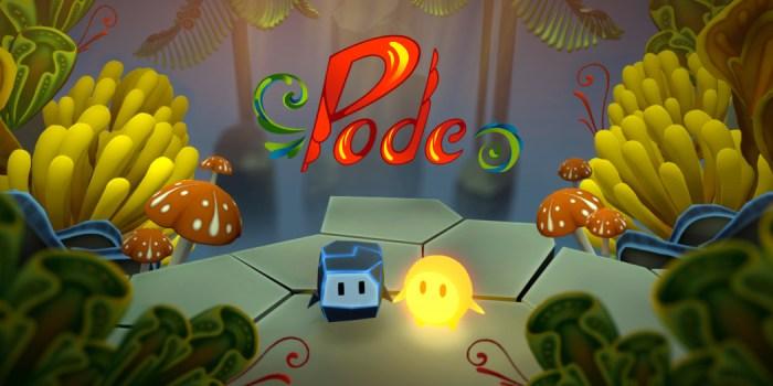 Análise Arkade: Pode é um puzzle game sereno para curtir em 2 jogadores