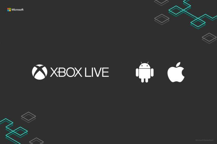 A Xbox Live está disponível para qualquer game de iOS e Android