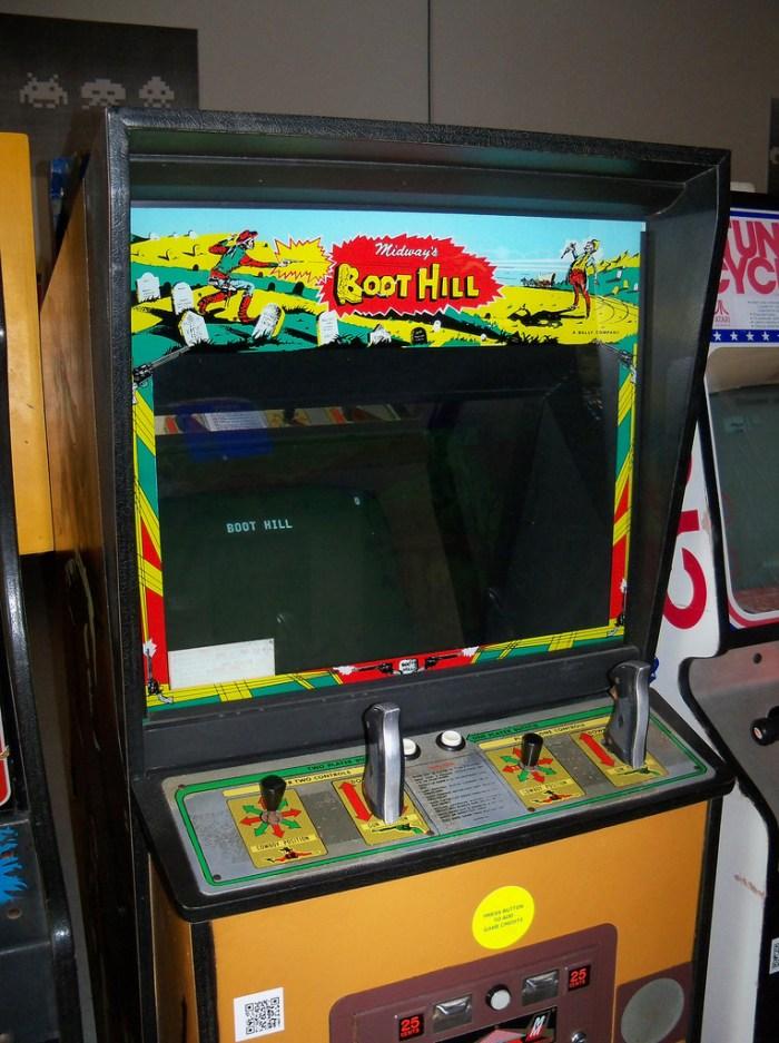 Boot Hill - Um legítimo videogame dos anos 70 do Velho Oeste 34538735664_29720799c0_b
