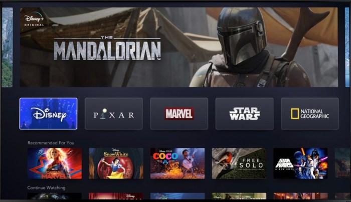Disney+ anuncia suas novidades, que inclui séries da Marvel, Star Wars e Os Simpsons