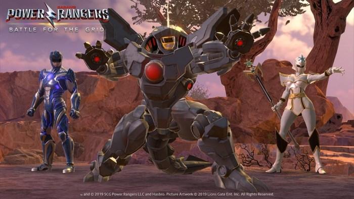 Power Rangers: Battle for the Grid ganha Modo História e novos personagens